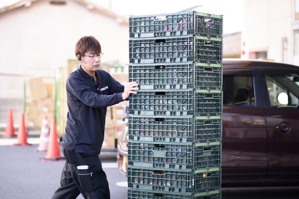 搬入,搬出,設営   岡山倉敷の運送,運搬,緊急輸送はハバラ運送
